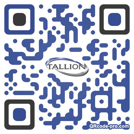 QR code with logo 1dor0
