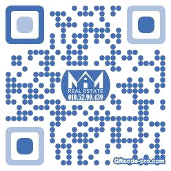 QR code with logo 1dos0