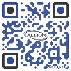 QR code with logo 1dot0