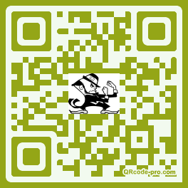 QR code with logo 1dqi0