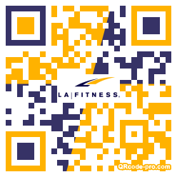 QR code with logo 1dts0