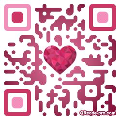 QR code with logo 1e9h0