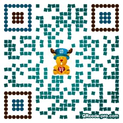 QR Code Design 1eBw0