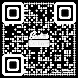 QR Code Design 1eO00