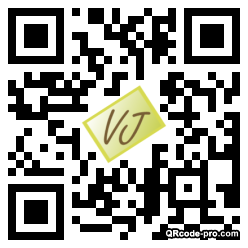 QR code with logo 1eOu0