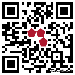 QR code with logo 1eVD0