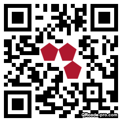 QR code with logo 1eVF0