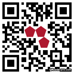 QR code with logo 1eVH0