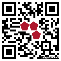 QR code with logo 1eVR0