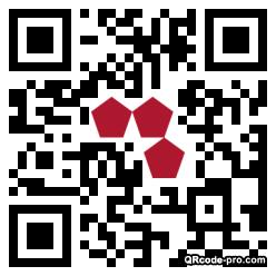 QR code with logo 1eZA0