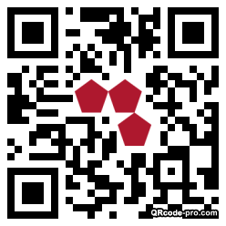 QR code with logo 1eZE0