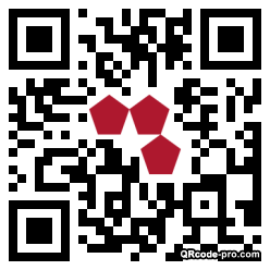 QR code with logo 1eZb0
