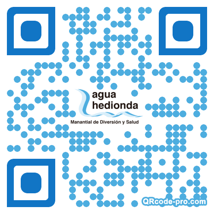 QR code with logo 1eZd0
