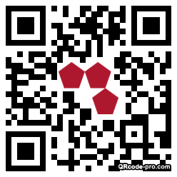QR code with logo 1eZm0