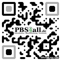 QR code with logo 1ebD0