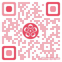 QR code with logo 1ecK0