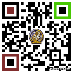 QR Code Design 1efn0
