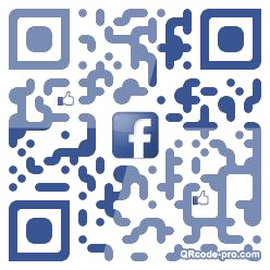 QR code with logo 1ehL0