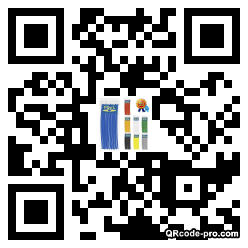 QR code with logo 1ejn0