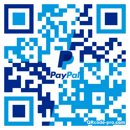 QR code with logo 1etv0