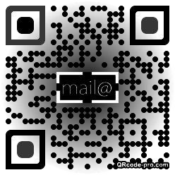 QR code with logo 1f4M0
