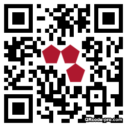 QR code with logo 1fB30