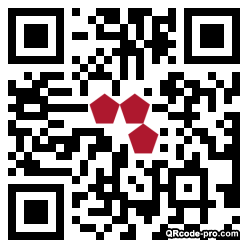 QR code with logo 1fCA0