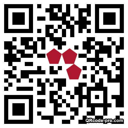 QR code with logo 1fCI0