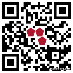 QR code with logo 1fCL0