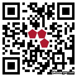 QR code with logo 1fCr0
