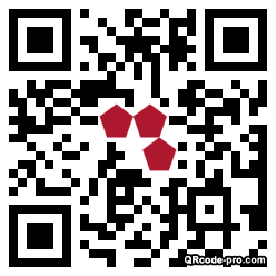 QR code with logo 1fCx0
