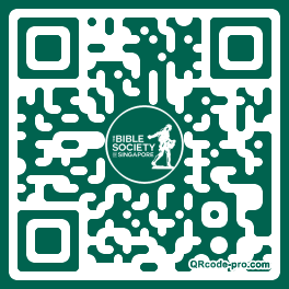 QR code with logo 1fDV0