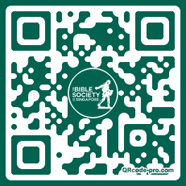 QR code with logo 1fDt0