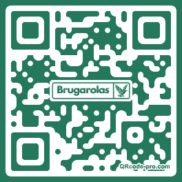 QR code with logo 1fE90