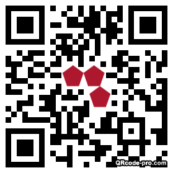 QR code with logo 1fFB0