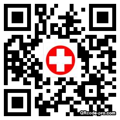 QR code with logo 1fG40