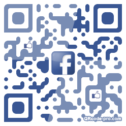 QR code with logo 1fId0