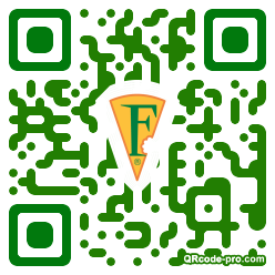QR Code Design 1fJG0