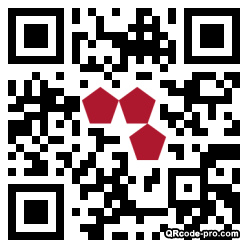 QR code with logo 1fLo0