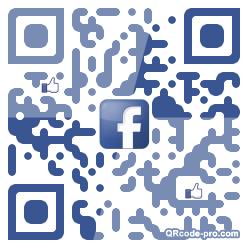 QR Code Design 1fMC0