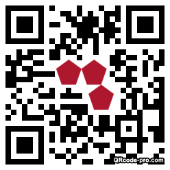 QR code with logo 1fO20