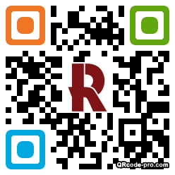 QR code with logo 1fOW0