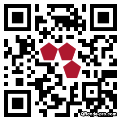 QR code with logo 1fOf0