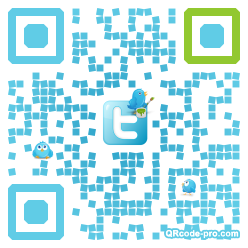 QR code with logo 1fPr0
