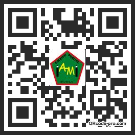 QR Code Design 1fRM0