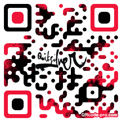 QR code with logo 1fT10