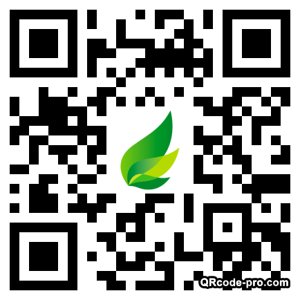 QR code with logo 1fTD0