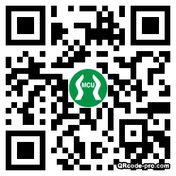 QR code with logo 1fU20
