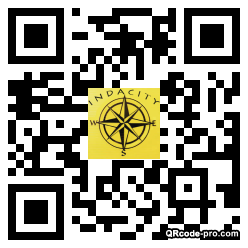QR code with logo 1fUs0
