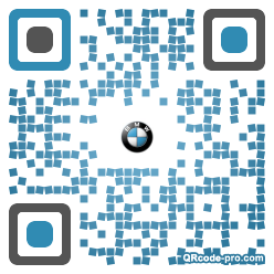 QR code with logo 1fZS0